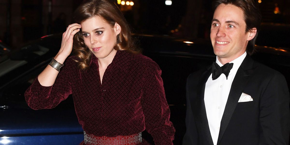 Who Is Edoardo Mapelli Mozzi Meet Princess Beatrice S