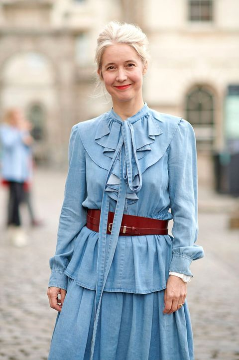 Denim, Clothing, Blue, Street fashion, Jeans, Fashion, Textile, Electric blue, Outerwear, Waist,