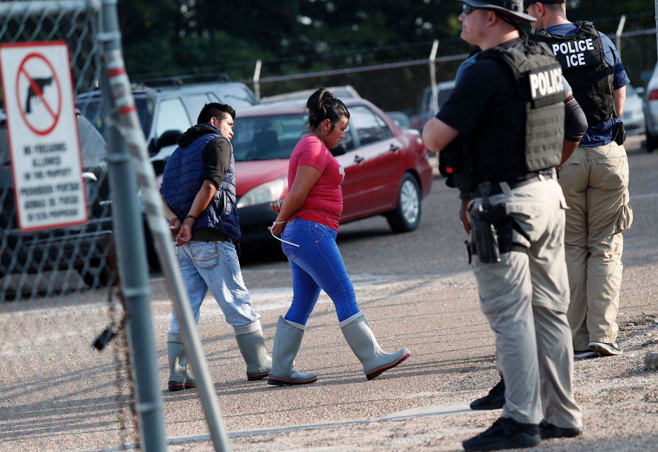If the Mississippi ICE Raids Were About 'The Law,' Why Were No Executives Marched Out in Cuffs?