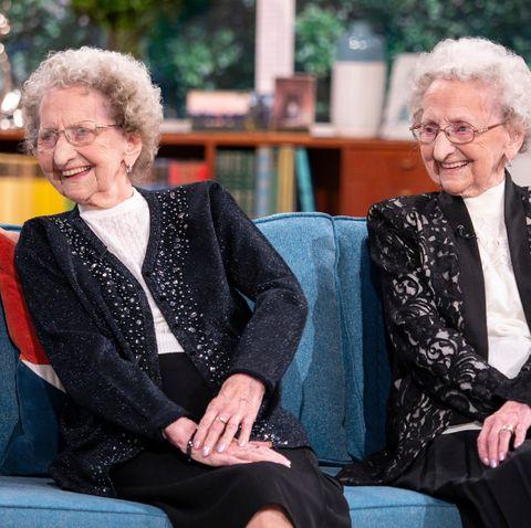 People, Sitting, Grandparent, Event,