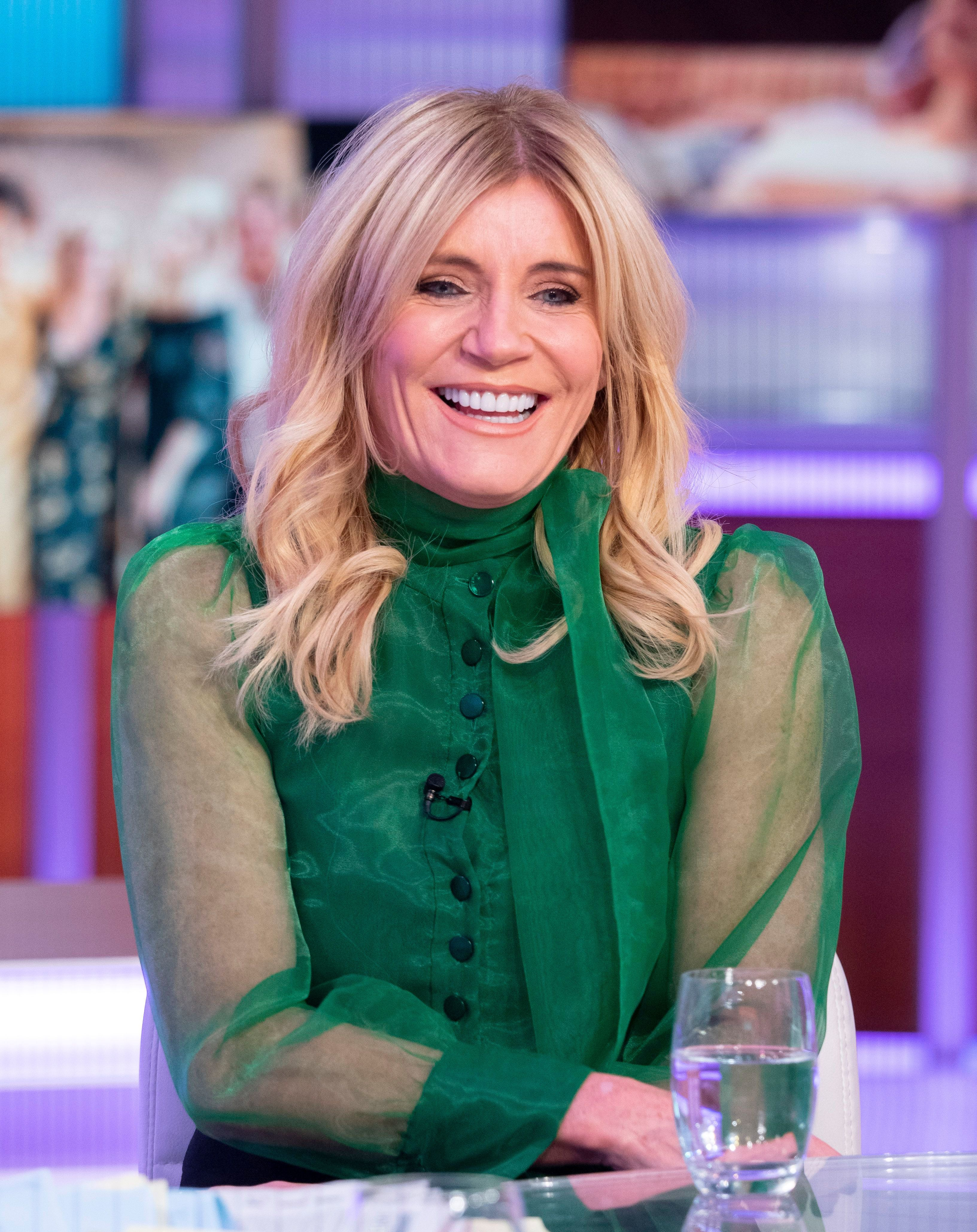Coronation Street's Michelle Collins reveals she turned down Strictly Come Dancing