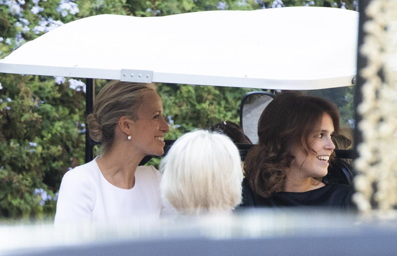 See All the Best Photos from Misha Nonoo and Michael Hess's Romantic Italian Wedding