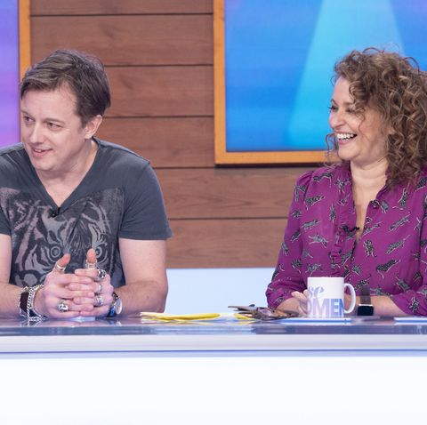 Nadia Sawalha opens up about renewing wedding vows