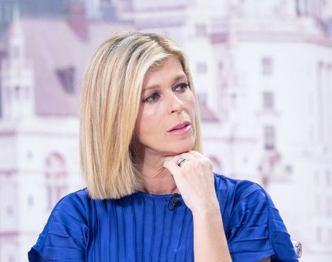 Kate Garraway thanks NHS staff as husband still in critical condition