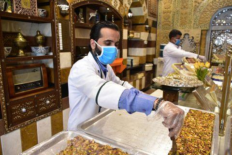 muslims ramadan coronavirus