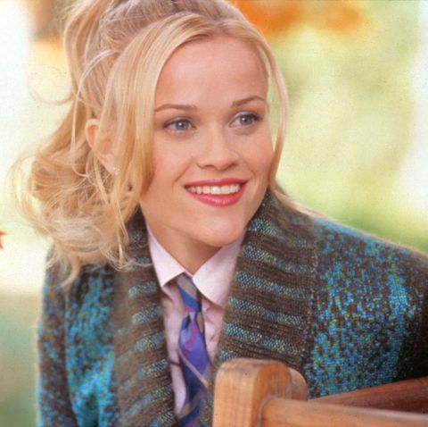 elle woods reese witherspoon legally blonde
