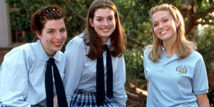 'THE PRINCESS DIARIES' FILM