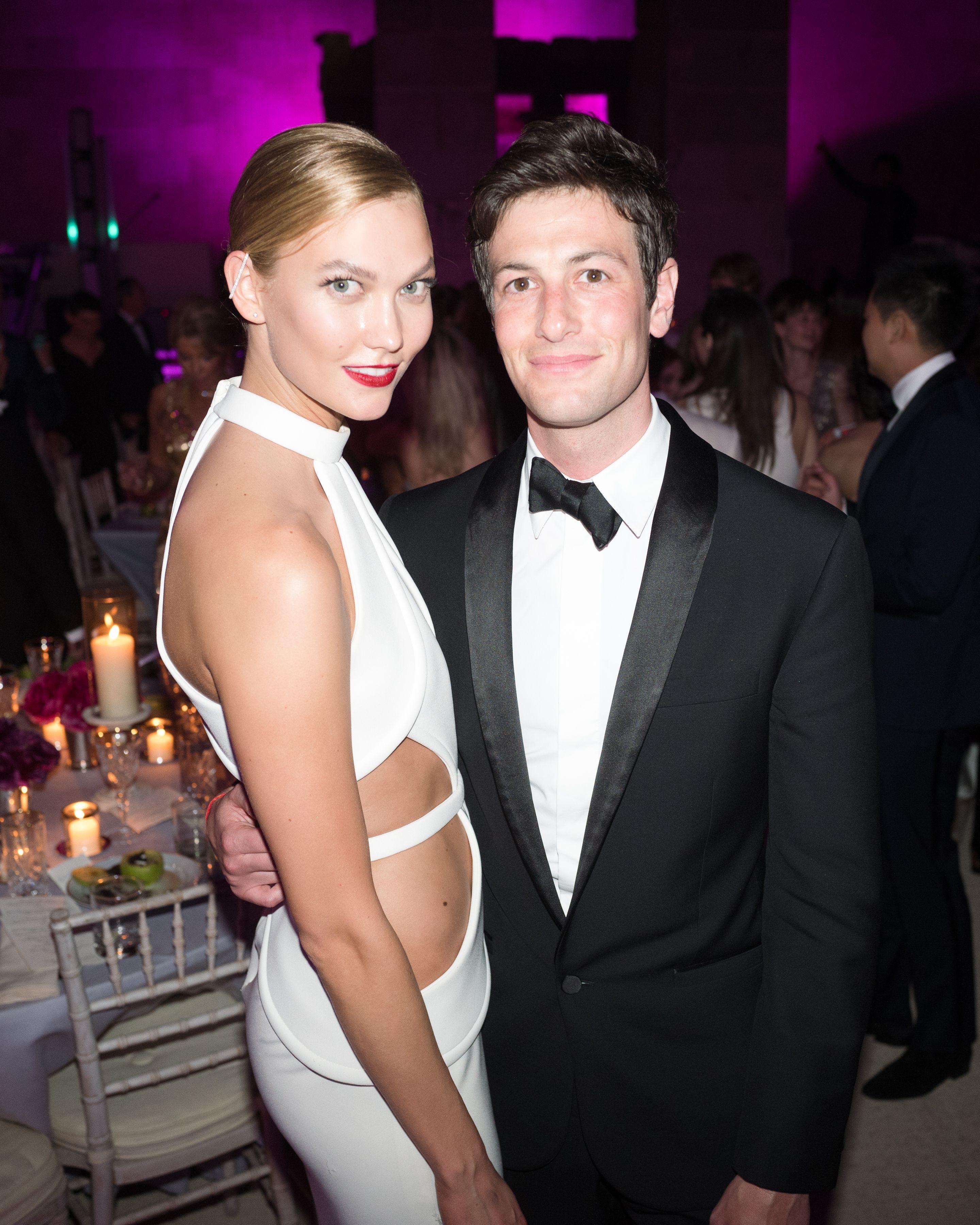 Kushner dating karlie kloss