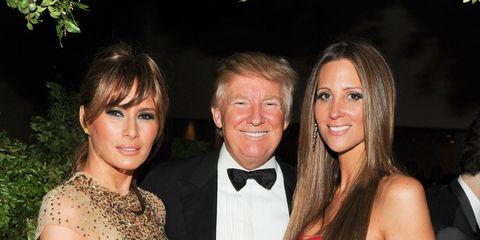Melania Trump Donald Trump Stephanie Winston Wolkoff