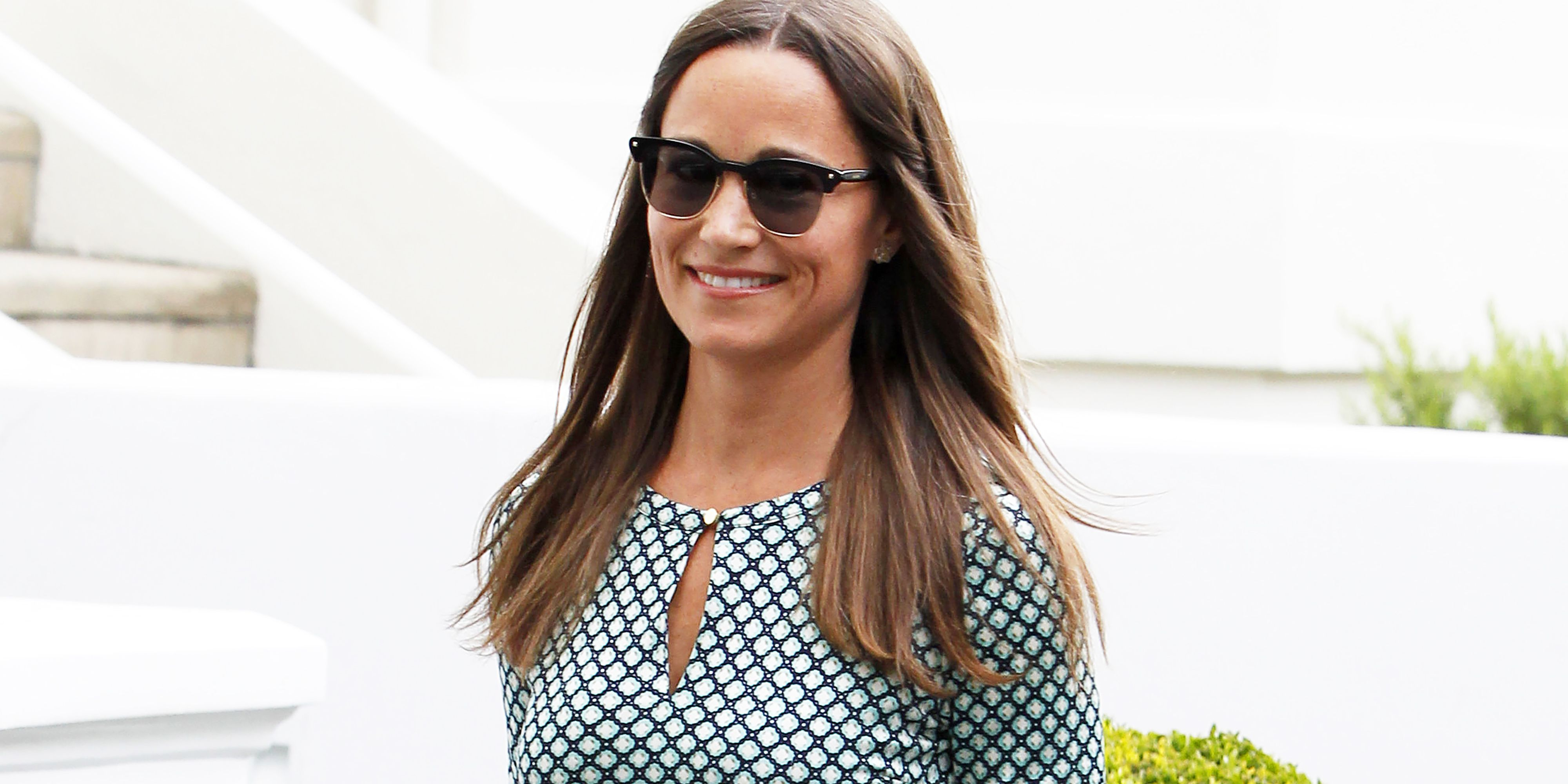 Pippa Middleton out and about, London, UK - 21 Jul 2016