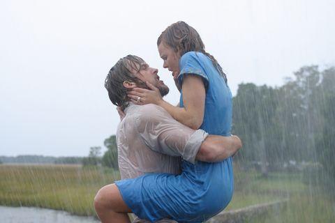 People in nature, Photograph, Atmospheric phenomenon, Love, Romance, Interaction, Hug, Water, Photography, Fun,
