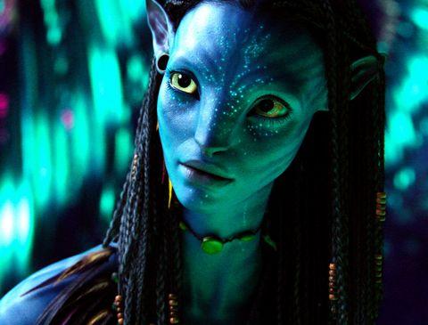 Face, Green, Blue, Head, Eye, Organ, Human, Lip, Darkness, Fictional character,
