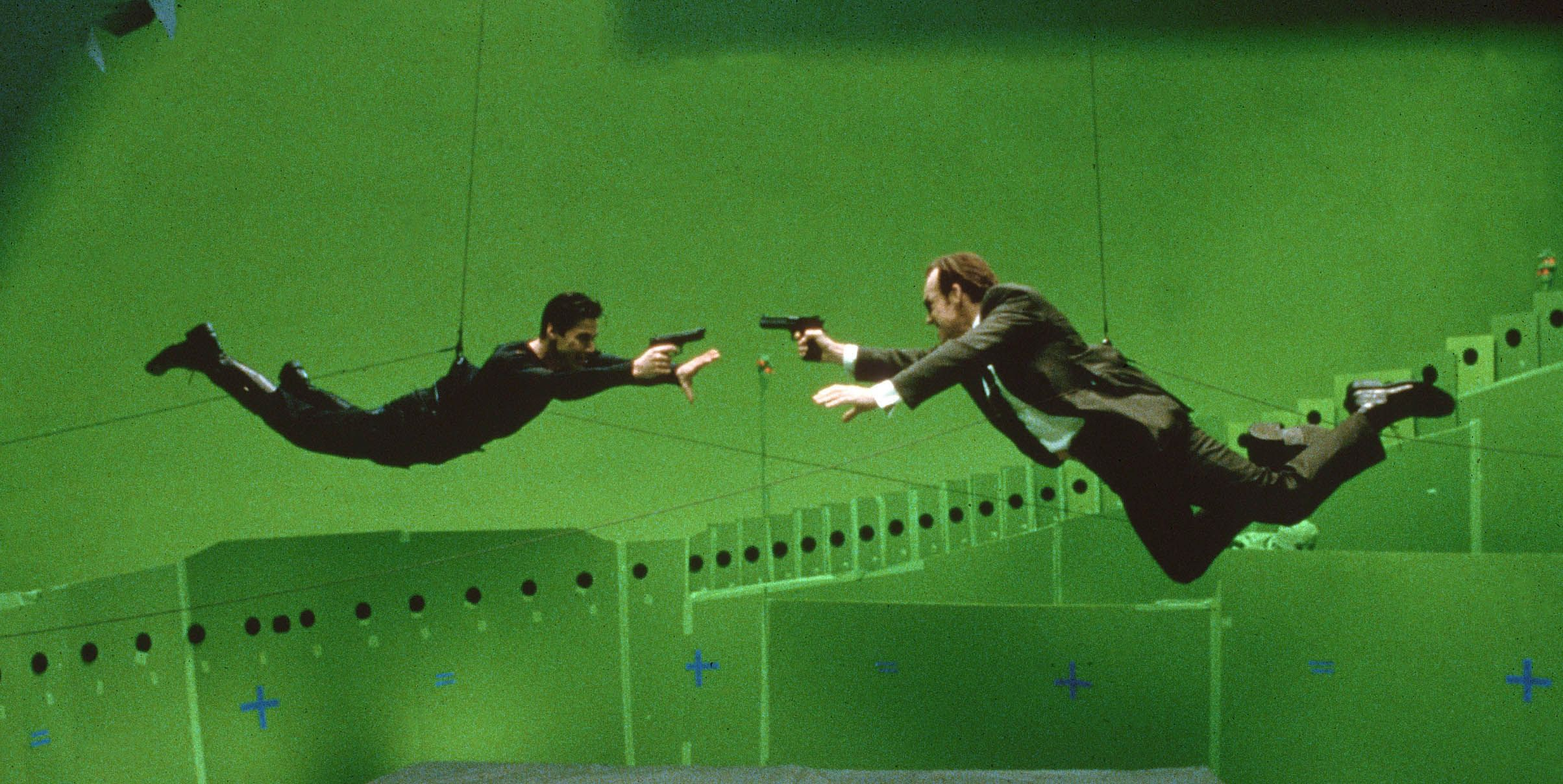 The sci-fi epic from sibling directors The Wachowskis changed movies forever.