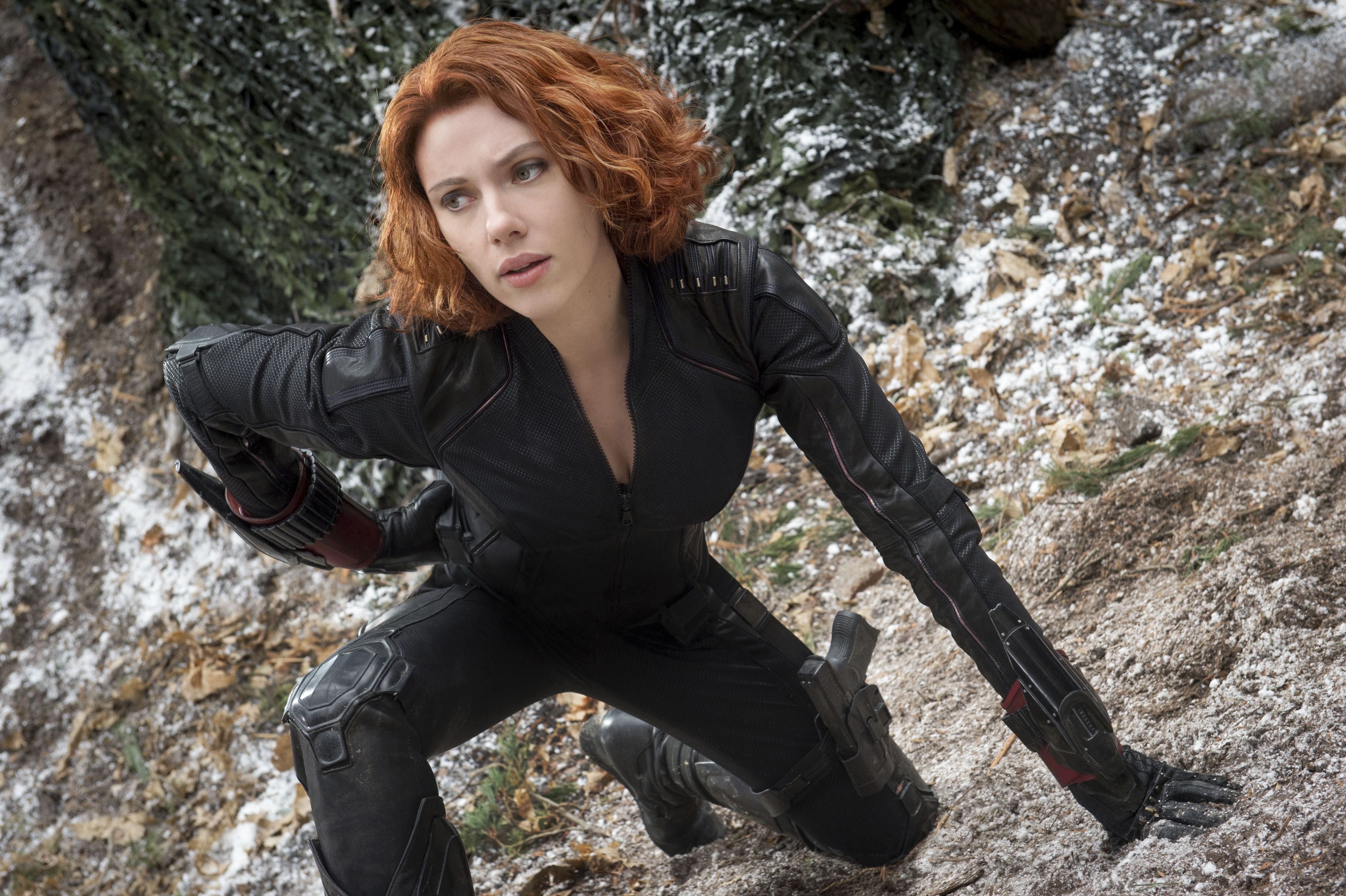 Marvel's Black Widow Movie Will Reject the 'Discriminatory' Comics—Trolls Be Damned