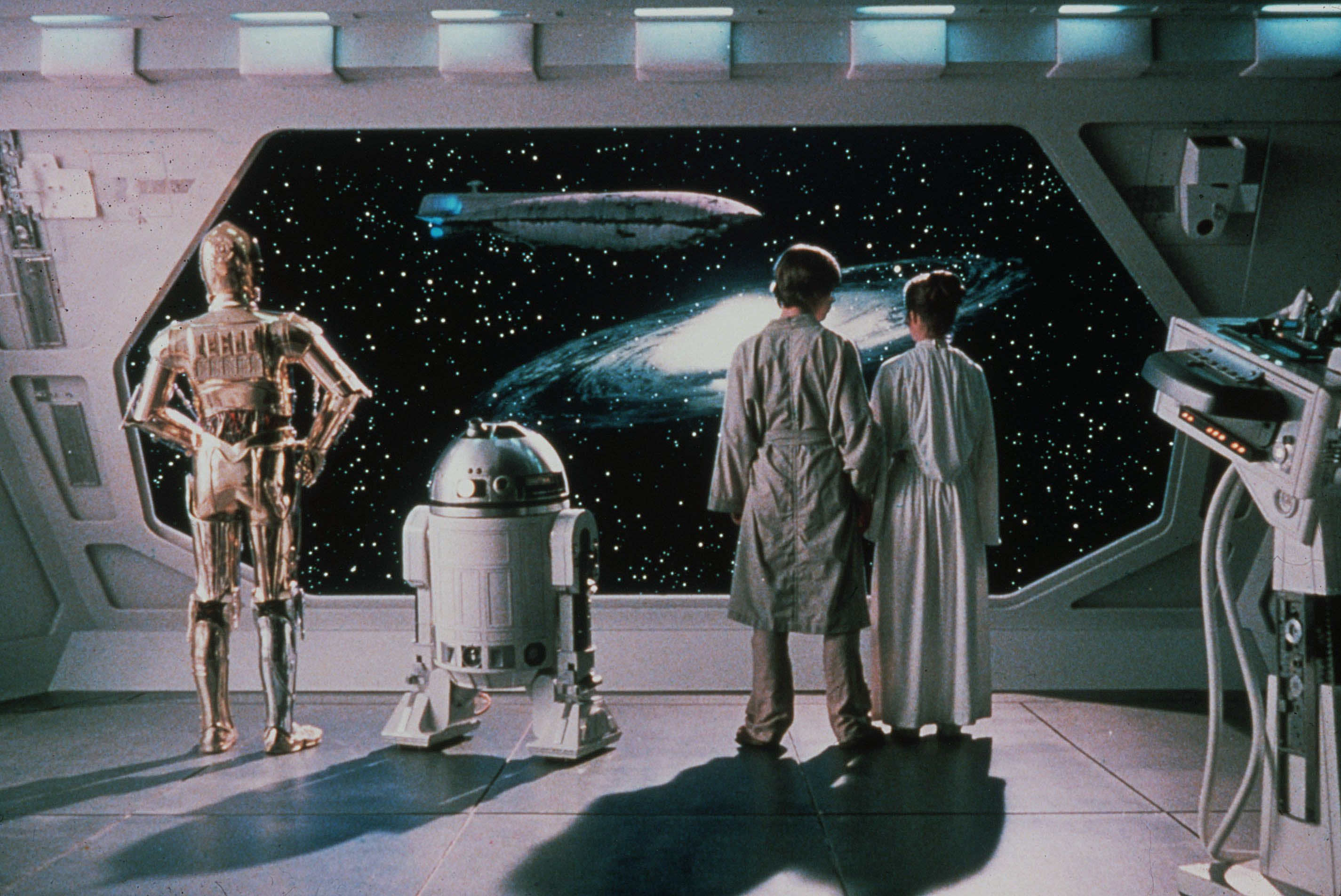 George Lucas Changed the Ending of Empire Strikes Back After it Had Already Debuted in Theaters