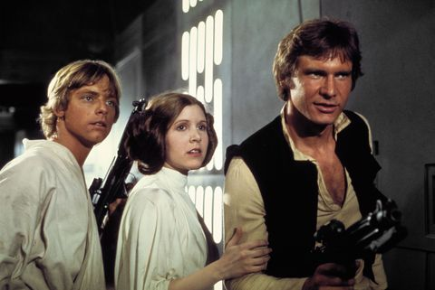 Movie, Photography, Princess Leia, Fictional character, Scene,