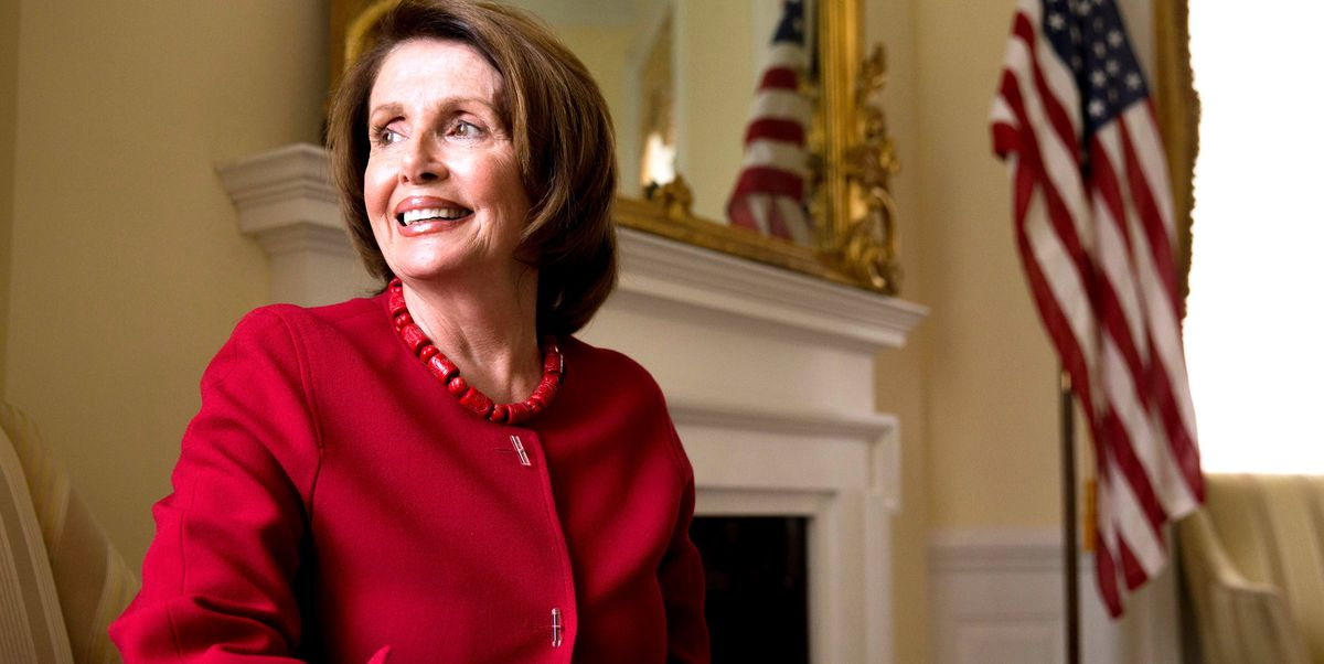 Nancy Pelosi On Her New Role Trump S Manhood And That