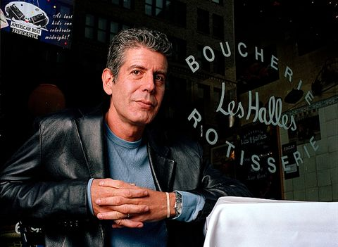 Anthony Bourdain\'s Best Quotes About Life, Travel, and ...