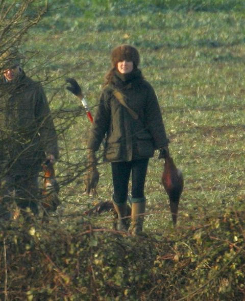 Kate Middleton Attended The Boxing Day Hunt With The Royal