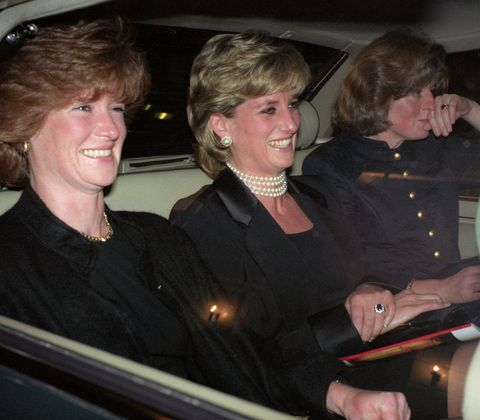 princess diana s sisters who are lady sarah mccorquodale and jane fellowes lady sarah mccorquodale