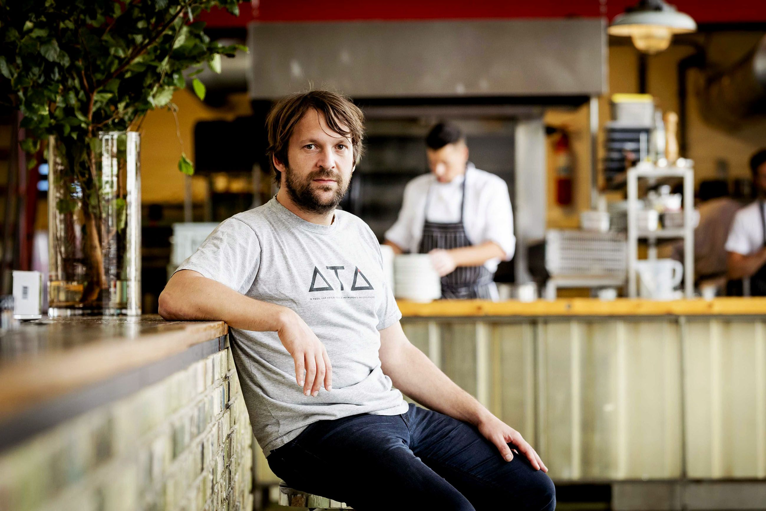 René Redzepi Gathered the Best Chefs in the World—and Me—for a Wild Cooking Competition