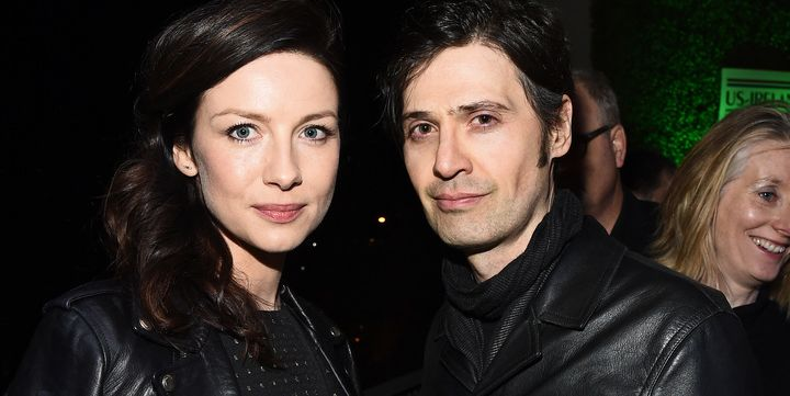 When is caitriona balfe getting married