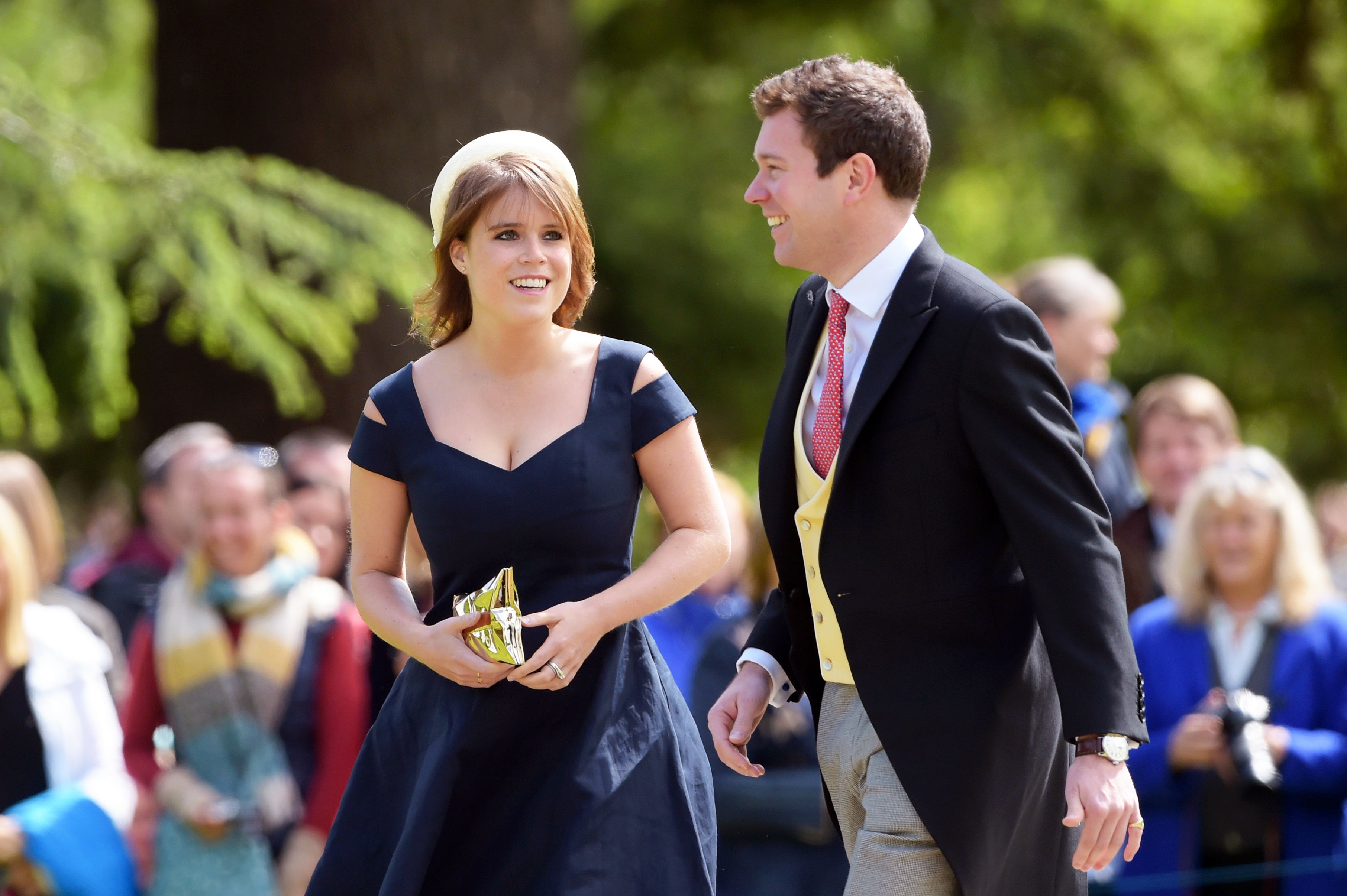 Princess Eugenie's Wedding Invitations Look Completely Different From Harry and Meghan's