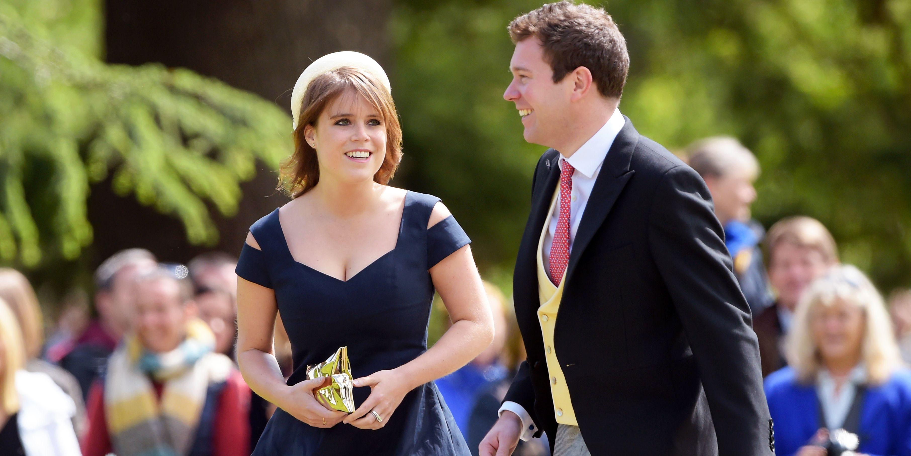 Wedding of James Matthews and Pippa Middleton, St Mark's Church, Englefield, UK - 20 May 2017