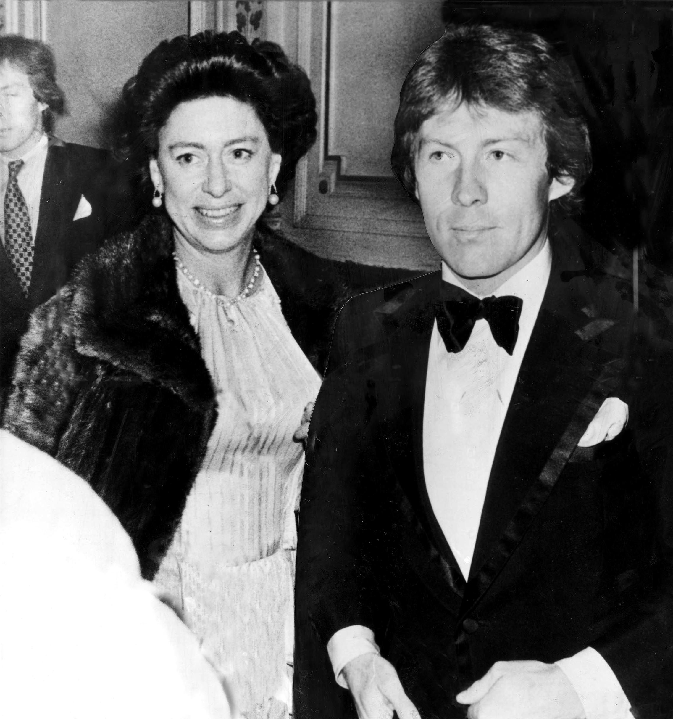Who Was Roddy Llewellyn Facts About Princess Margaret S Much