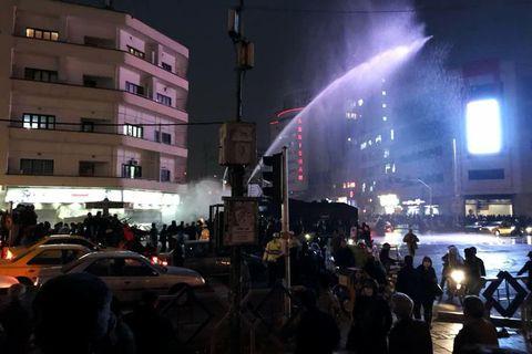 Night, Light, Crowd, City, Architecture, Event, Street, Downtown, Midnight, Metropolis,