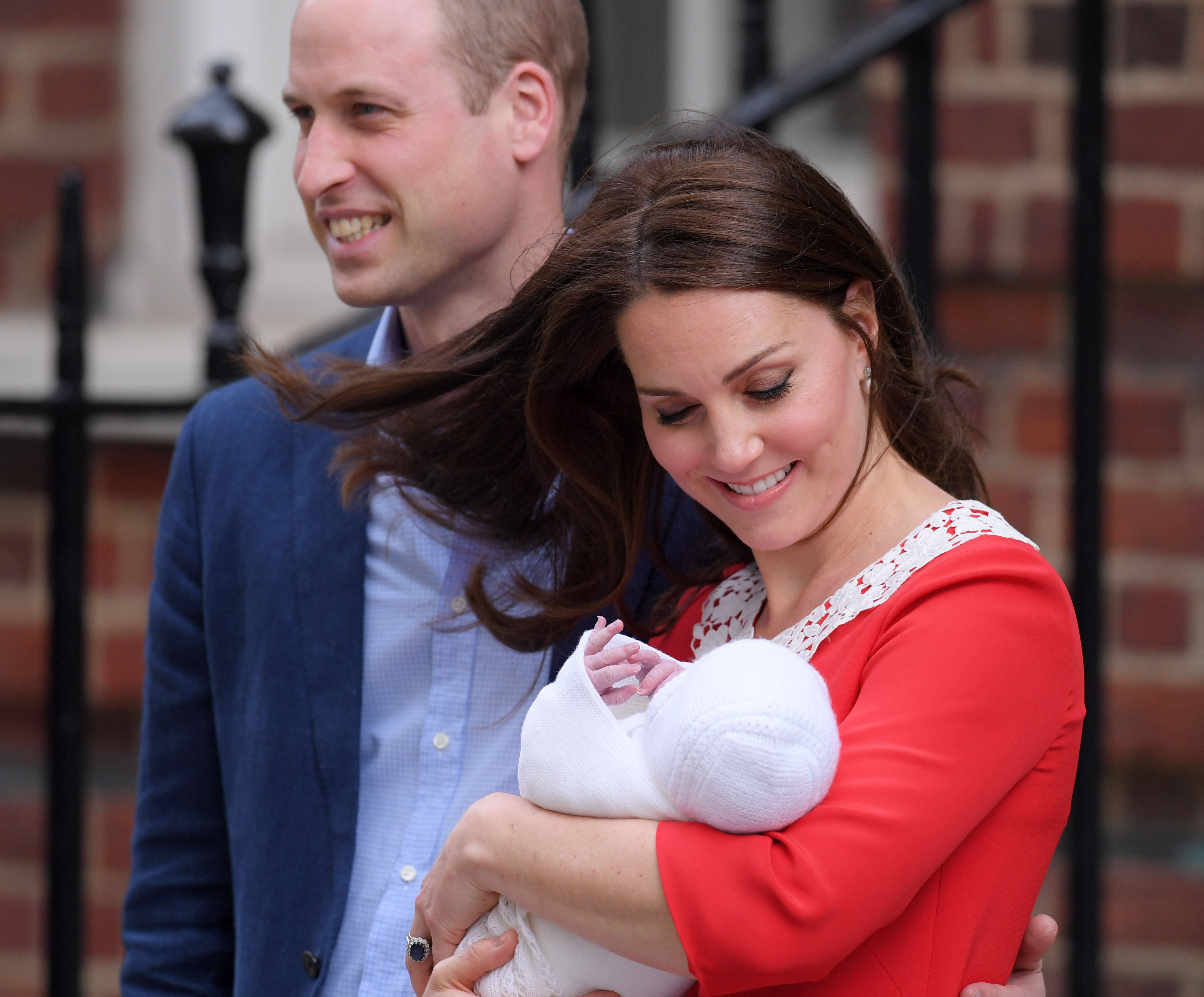 7ee1608dab72 Royal Baby 3 Photos - See Kate Middleton and Prince William's New ...