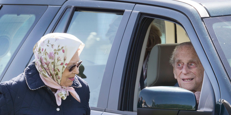 Prince Philip - Queen Elizabeth II