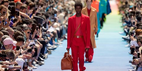 e41eea2fc22f All the Looks from Virgil Abloh s First Louis Vuitton Show