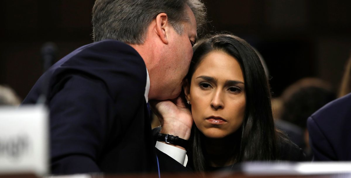 Amy Chua Reportedly Said Its Not An Accident Brett Kavanaughs