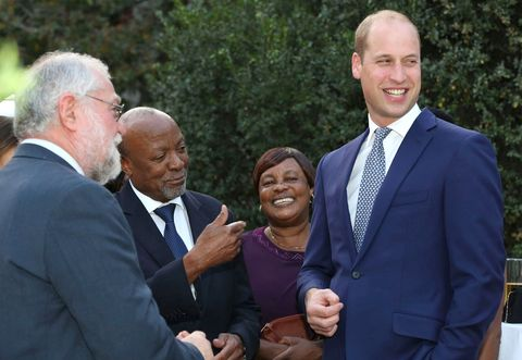 prince william namibia