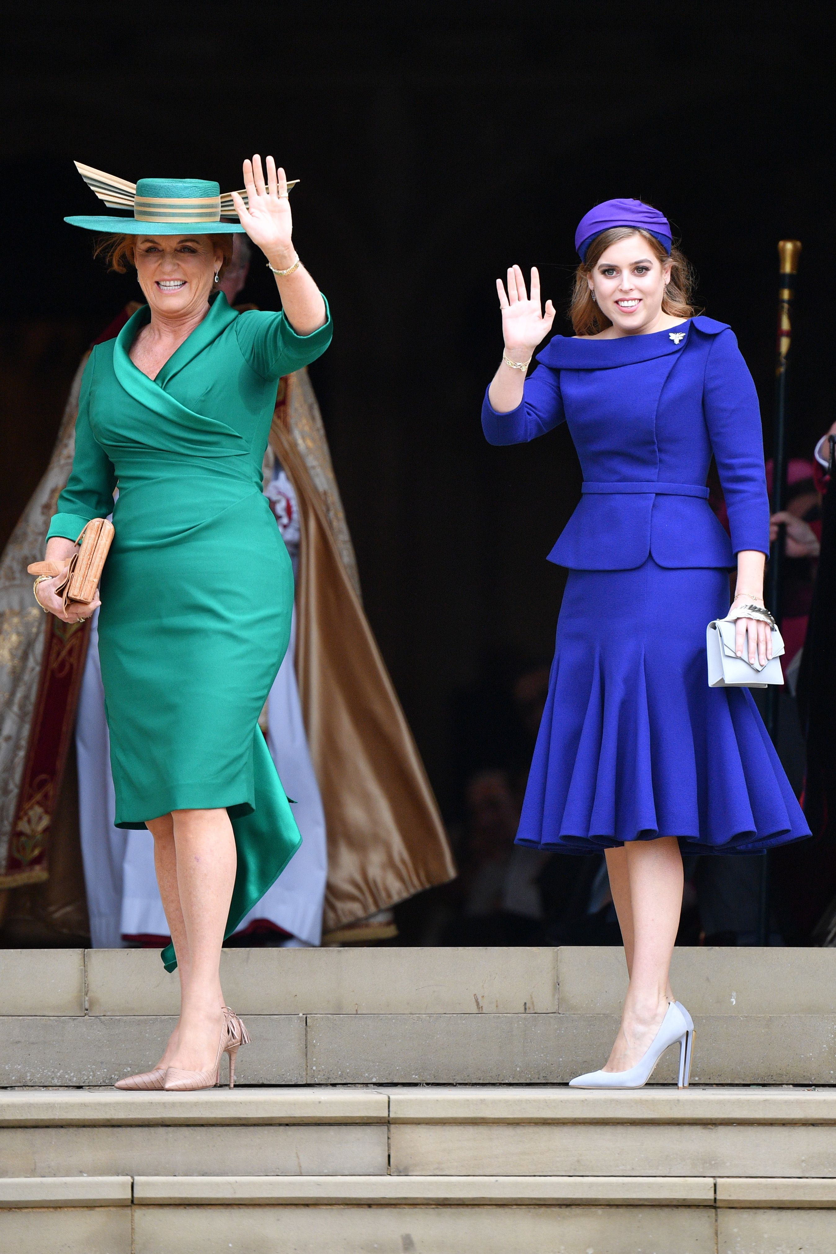 Princess Beatrice's most stylish moments