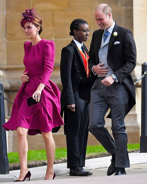 The Wedding Of Princess Eugenie And Jack Brooksbank Pre Ceremony Windsor Berkshire