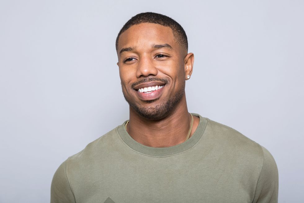 You Know You Want to Know What Michael B. Jordan Smells Like