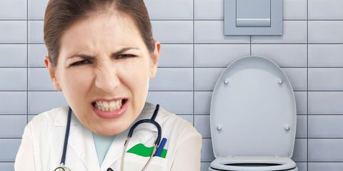 What GI Docs Do When They Can't Poop