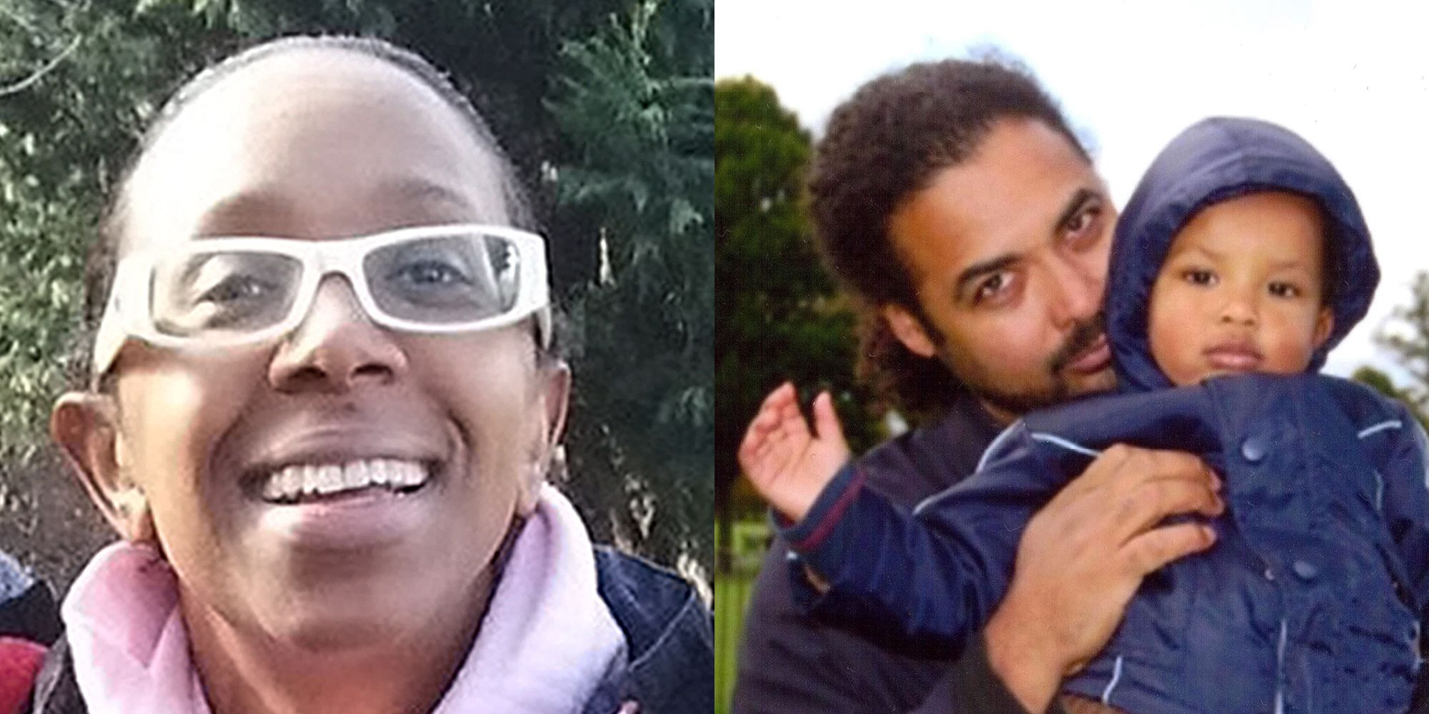 What happened to former Eastenders actress Sian Blake and her two sons?