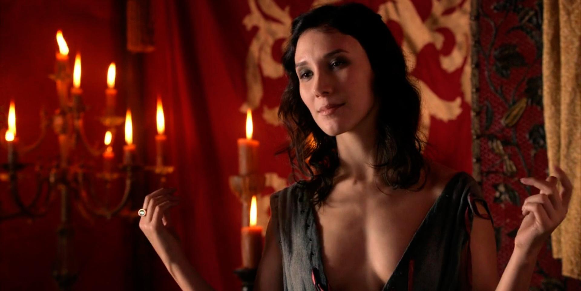 Sibel Kekilli juego de tronos