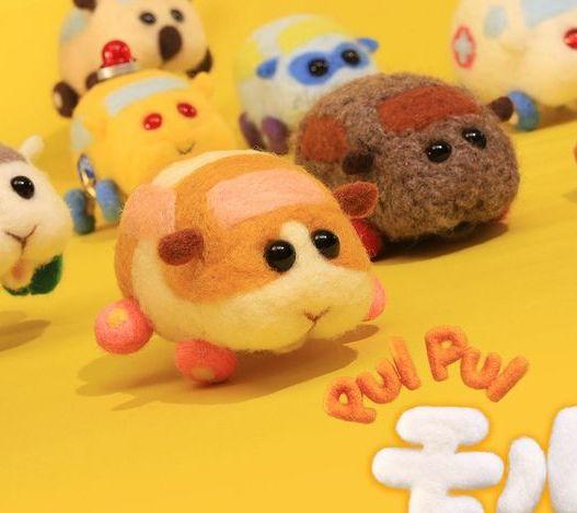 大人才看得懂的療癒影片!日本爆紅《pui pui 天竺鼠車車》,兩分鐘看軟萌毛球拯救世界