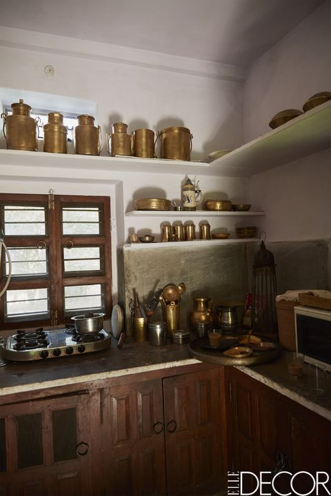 Kitchen Room Interior Design: Jaipur Farmhouse Tour