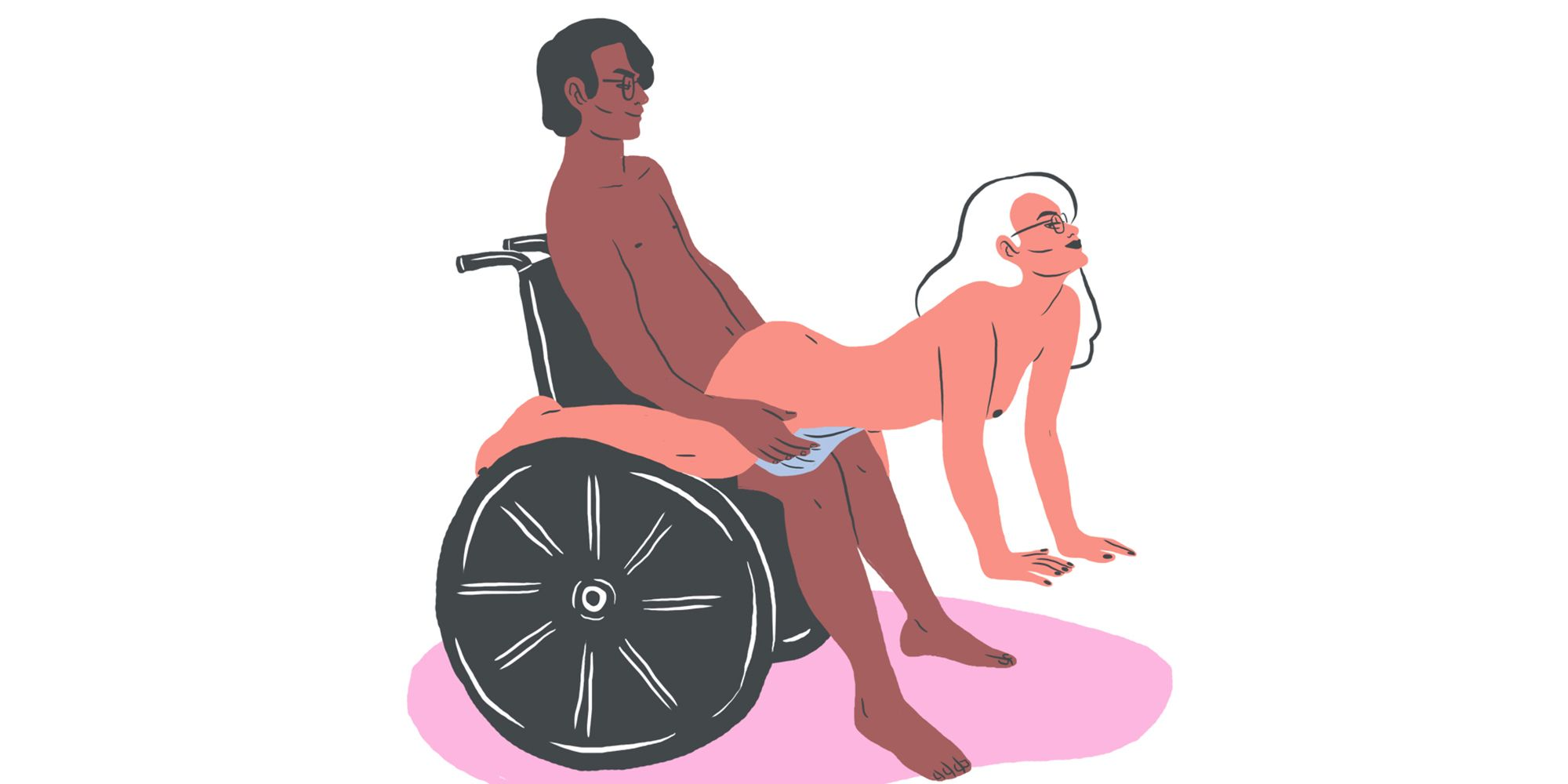 Sex positions disability