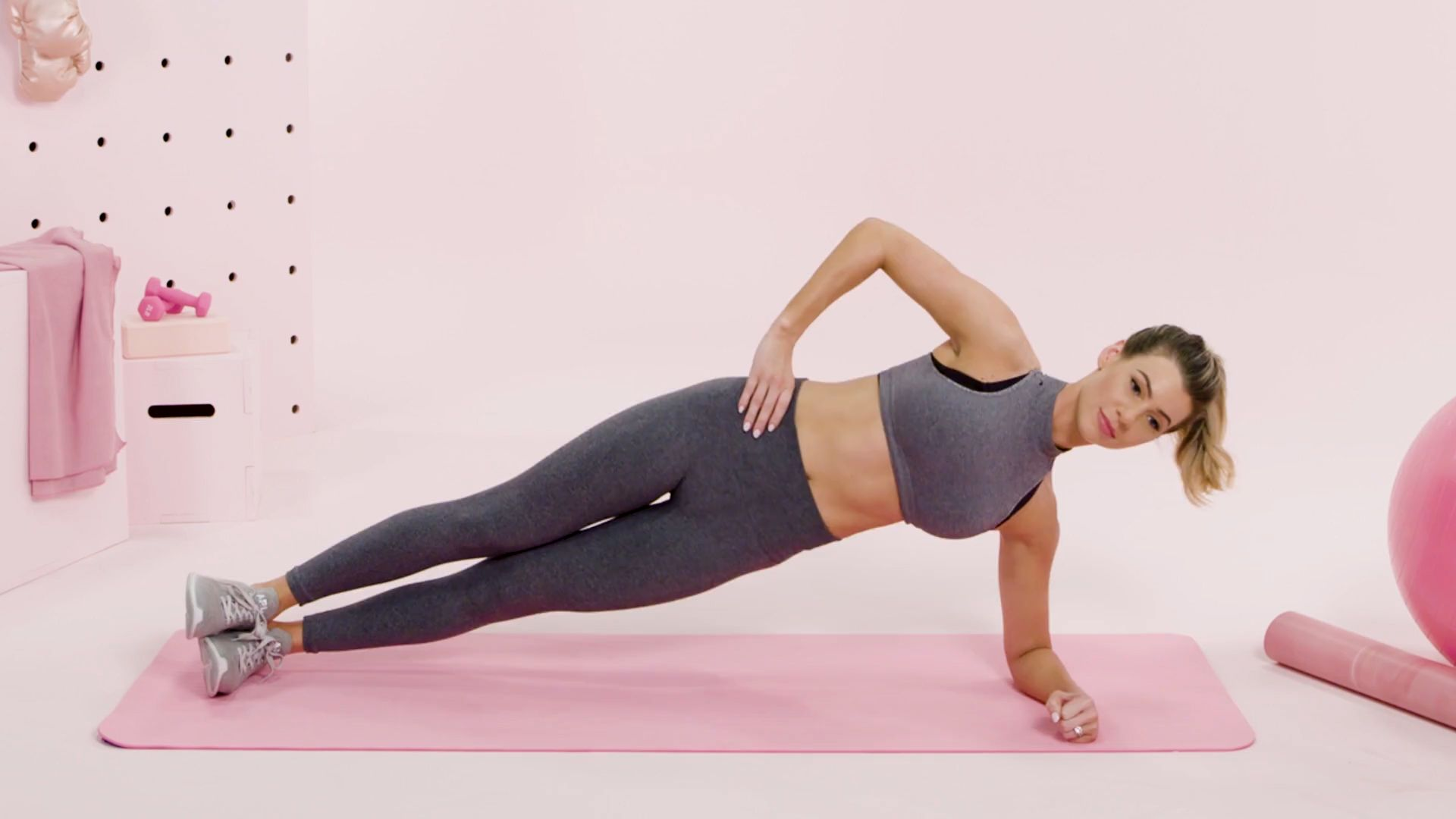 How To Do A Side Plank Exercise - Side Plank Variations