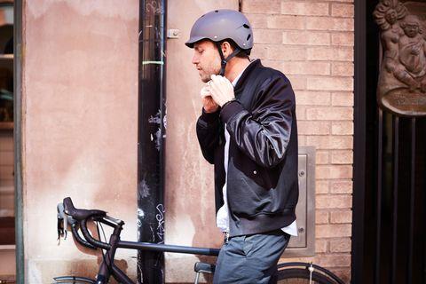It's Okay If You Don't Wear a Bike Helmet