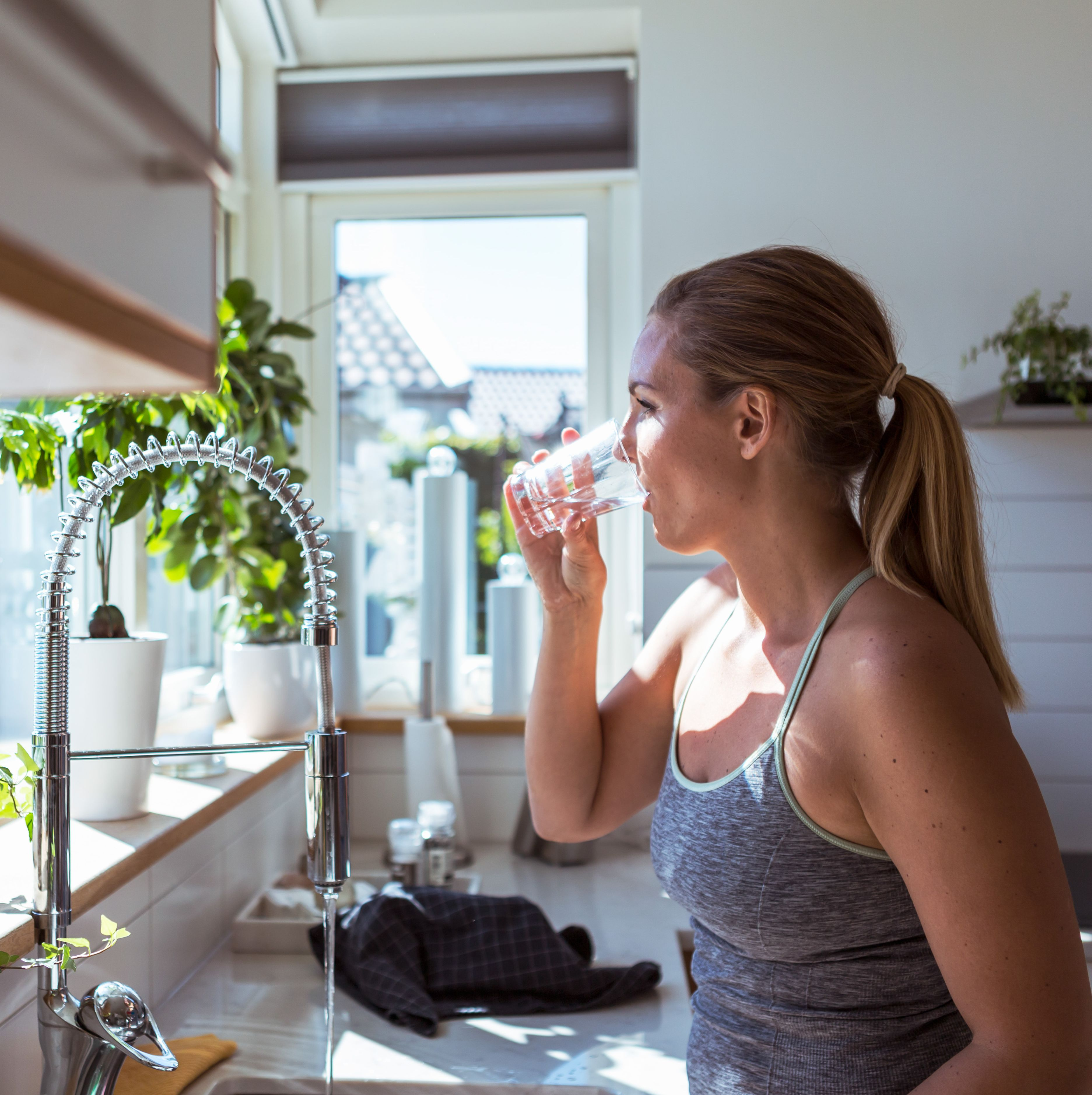 Drink More Water It can help you lose weight, improve your mood, and more .