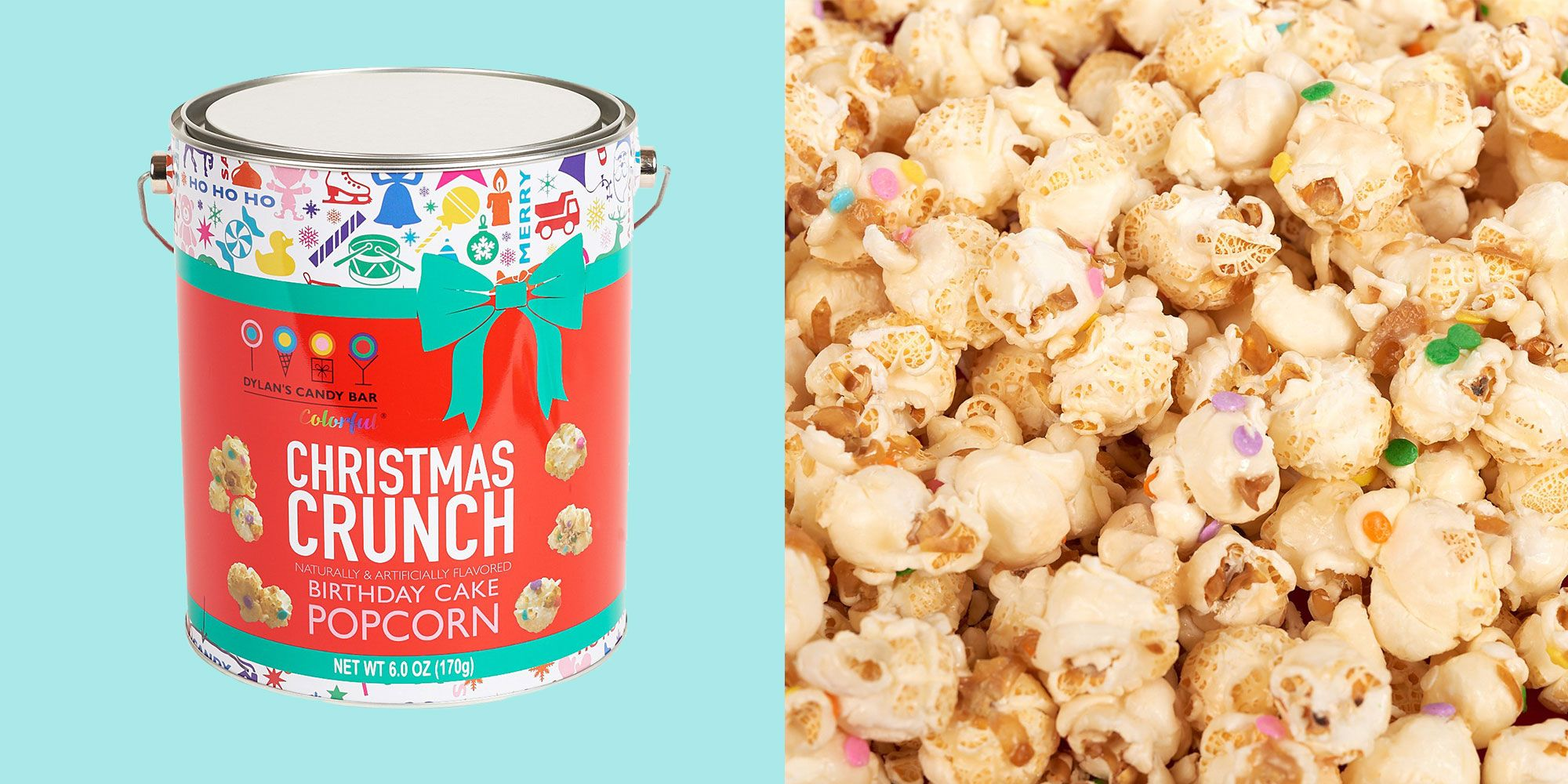 Targets New Dylans Candy Bar Christmas Crunch Birthday Cake Popcorn