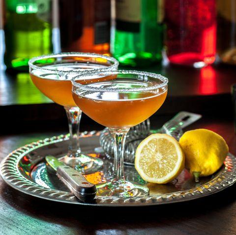 Sidecar Cocktails