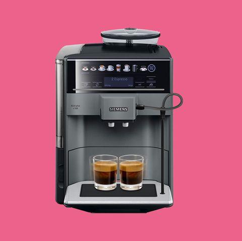 Siemens Fully Automatic Coffee Machine EQ.6 S100 TE651209GB Bean to Cup